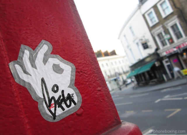 King's Cross Road, WC1X