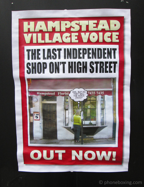 Hampstead High Street, NW3